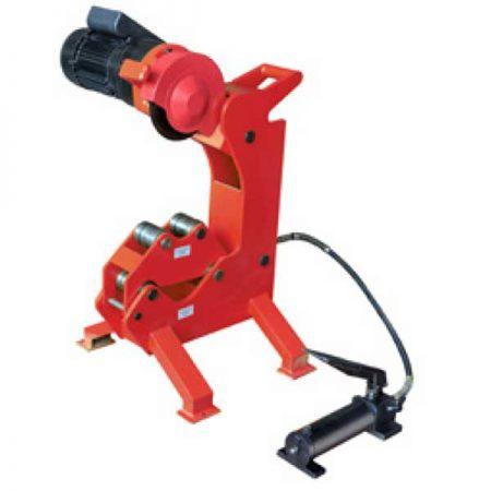 מכונה לחיתוך צנרת היקפי חשמלי מבית רוטנברגר דגם: RG-12