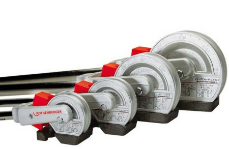 מכופף צנרת ידני שולחני לנחושת נירוסטה אלומיניום וברזל מבית רוטנברגר גרמניה דגם: ROBEND HW PLUS W+H