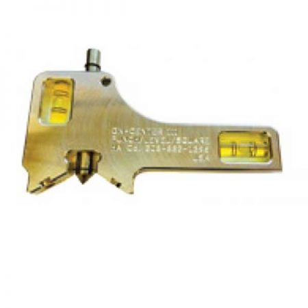 """מתקן לסימון קידוחים על צנרת פלדה """"10-""""1 דגם: SL502"""