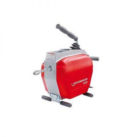 """מכשיר לשיחרור סתימות חשמלי עד """"4 דגם: R-550"""