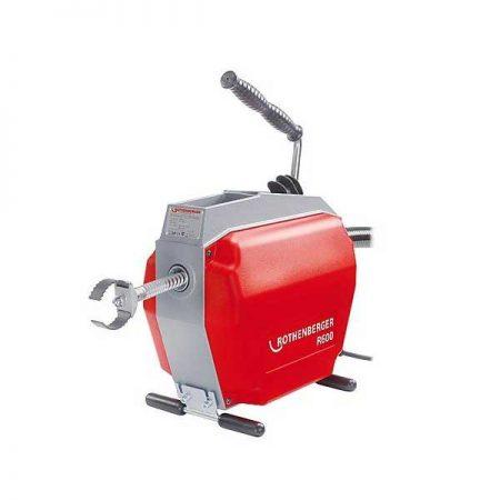 """מכשיר לשחרור סתימות חשמלי עד """" 6 דגם: R – 600"""