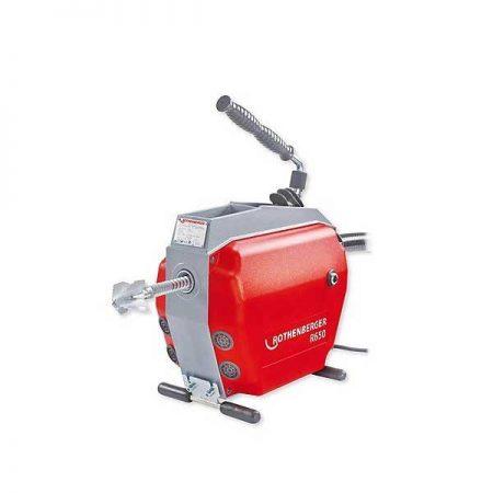 """מכשיר לשחרור סתימות חשמלי רוטנברגר עד """" 6 דגם: R – 650"""