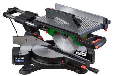 מסור גרונג משולב קומפה דגם: SLIDERS 305 X2-T